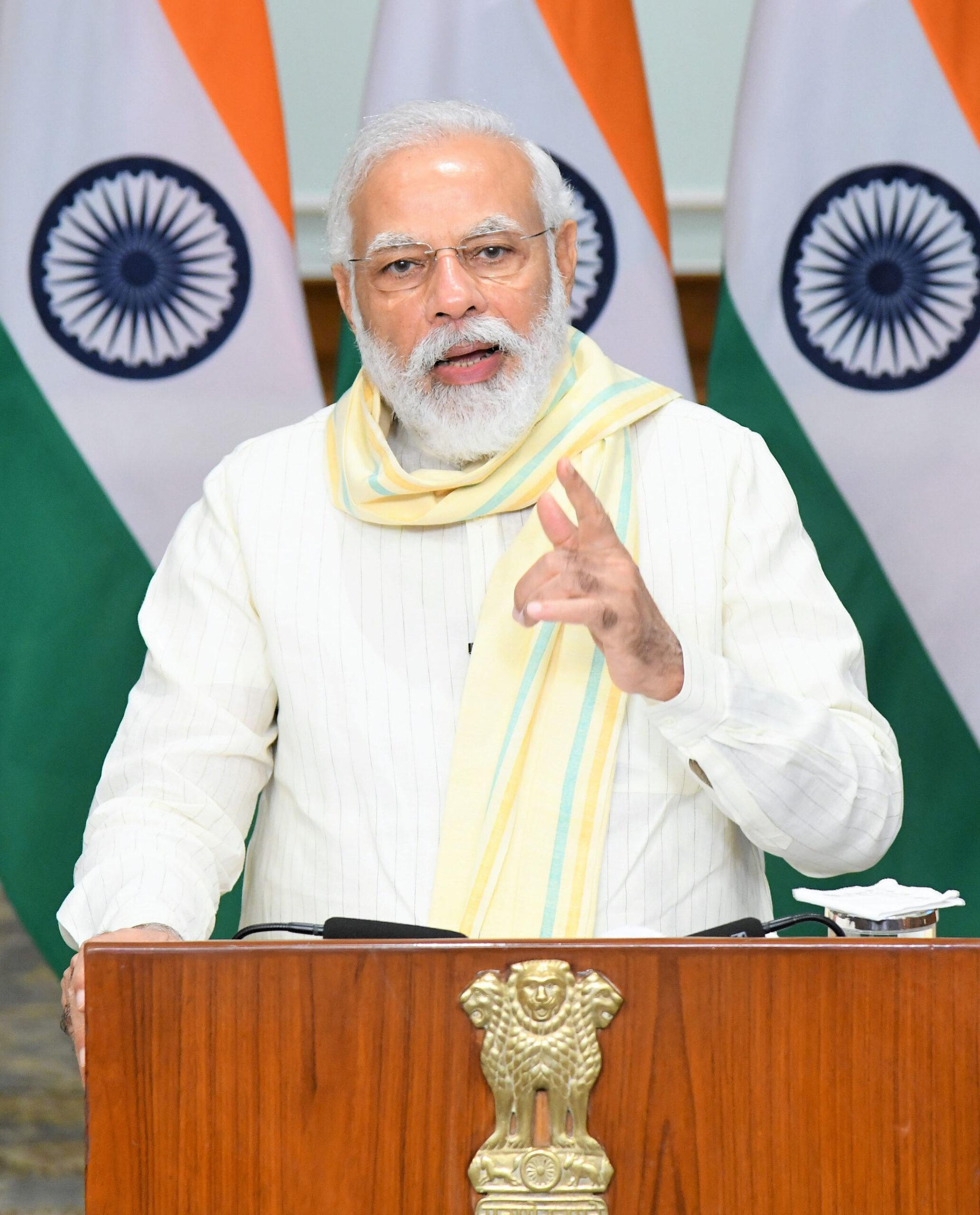 प्रधानमंत्री श्री नरेन्द्र मोदी 22 जुलाई को 'इंडिया आइडियाज समिट' को संबोधित करेंगे