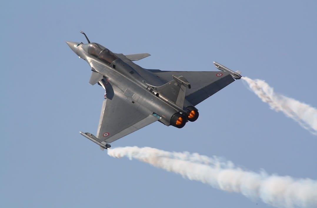 भारतीय वायु सेना में राफेल का समावेशन:रक्षा मंत्रालय