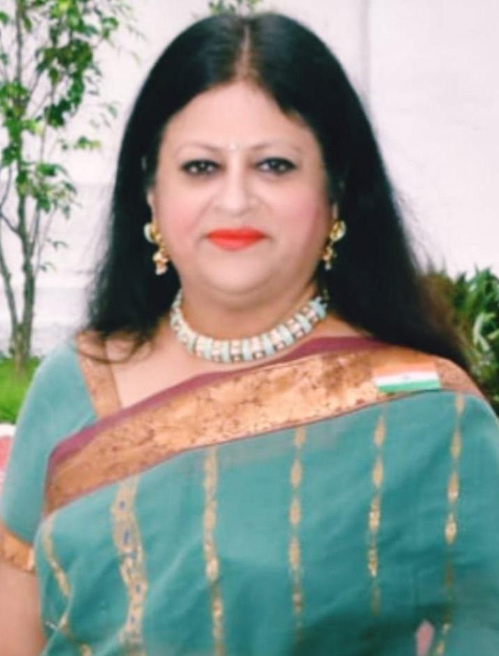 श्रीमती तनुजा कंसल द्वारा पश्चिम रेलवे के मेडिकल कर्मवीरों के लिए उल्लेखनीय डोनेशन और सहयोग