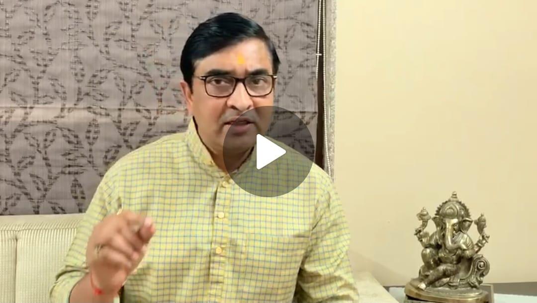 संजय राउत के निवेदन के सामने भाजपा-गुजरात के प्रदेश प्रवक्ता  भरत पंडया की तीव्र प्रतिक्रिया