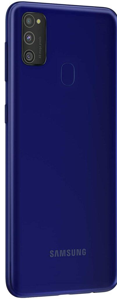 Samsung M21 back