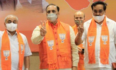 Gujarat politics: गुजरात में नेतृत्व परिवर्तन के मायने: डॉ शिरीष काशीकर