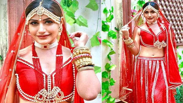 Surbhi Chandana: नागिन एक्ट्रेस सुरभि चंदना का दिखा ऐसा अवतार, देखते ही थाम लेगे अपना दिल