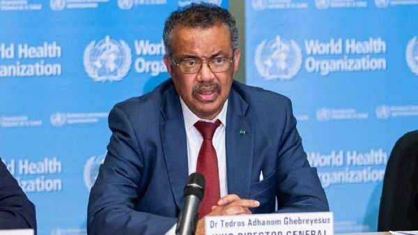 WHO Chief Adhanom Ghebreyesus: जब दुनिया चाहेगी तब खत्म हो जायेगी कोरोना महामारीः डब्ल्यूएचओ चीफ