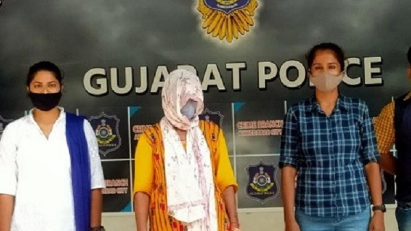 Ahmedabad: 50 हजार इनामी चार लोगों की हत्यारी महिला 17 साल बाद दिल्ली से गिरफ्तार