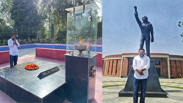 Hardik patel letter: पीएम को हार्दिक पटेल ने लिखा पत्र, शहीद भगतसिंह, राजगुरु व सुखदेव को भारत रत्न देने की मांग