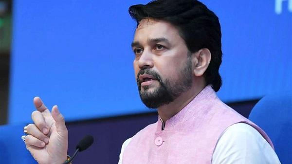 Fit india movement: सरकार फिट इंडिया को एक जन आंदोलन बना रही है: अनुराग ठाकुर