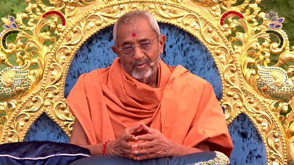 Hariprasad swami: अक्षरधाम के निवासी बने सोखड़ा के संत हरिप्रसाद स्वामी, भक्तों में मातम