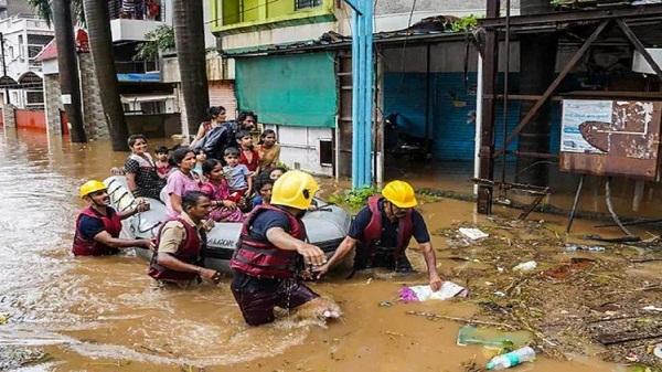 Heavy Rain in Maharashtra: महाराष्ट्र में बारिश ने बरपाया कहर, अब तक 129 लोगों की मौत