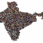 India population map 1