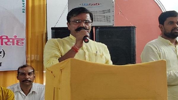 Mahesh Gupta: भाजपा के इस नेता ने ली प्रतिज्ञा, जाननें के लिए पढ़ें पूरी खबर