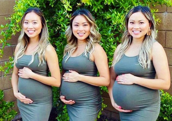 Three Sisters Pregnant: एक साथ जन्म लेने वाली तीन बहनें साथ में हुई गर्भवती, जानें क्या थी इनकी योजना…?