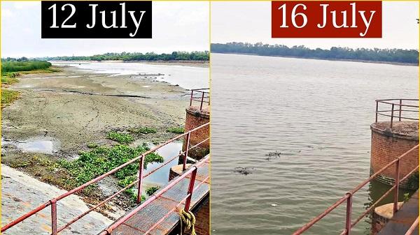 Yamuna water level: हरियाणा से 16 हजार क्यूसेक पानी आज दिल्ली पहुंचा: राघव चड्ढा