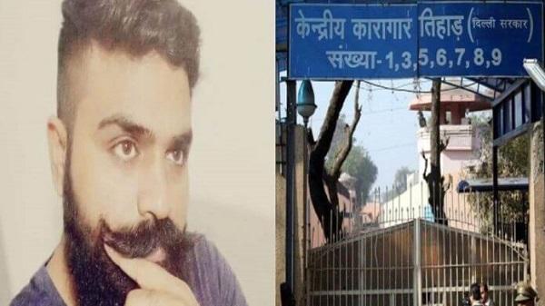 Gangster ankit gurjar: तिहाड़ जेल में बंद गैंगस्टर अंकित गुर्जर की संदिग्ध परिस्थितियों में मौत, पढ़ें पूरी खबर