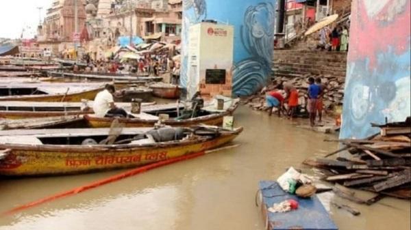 Varanasi flood