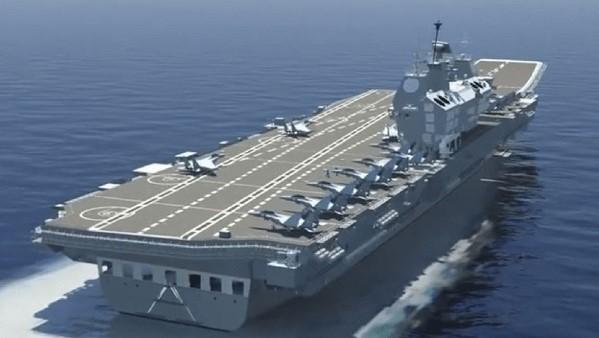 Vikrant Make In India: पीएम ने भारतीय नौसेना और विक्रांत की पहली समुद्री यात्रा के लिए बधाई दी