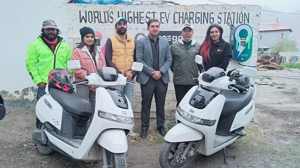 Charging Stations in Kaza: विश्व का सबसे ऊंचा चार्जिंग स्टेशन का हुआ उद्घाटन