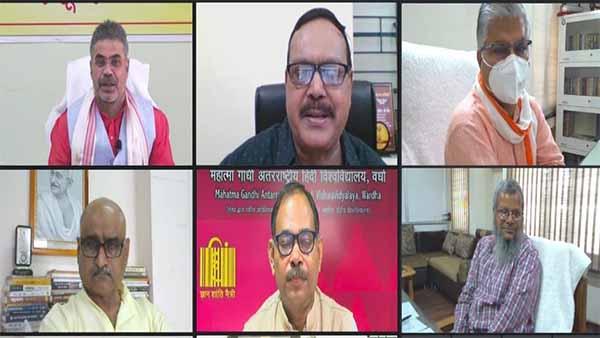 Hindi Cinema: हिंदी सिनेमा में भाषा संस्कार का अनुशासन होना चाहिए : प्रो. रजनीश कुमार शुक्ल