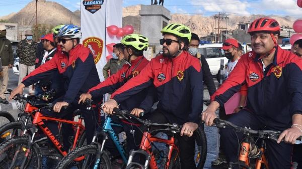 Ladakh Cycling Challenge