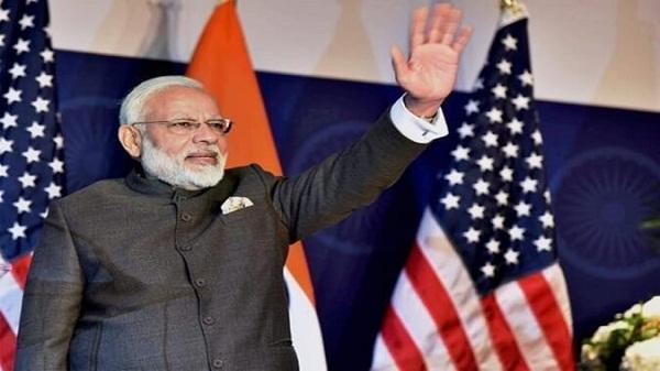 PM Modi visit america: अमेरिका के लिए रवाना हुए पीएम मोदी, ट्वीट कर दी जानकारी