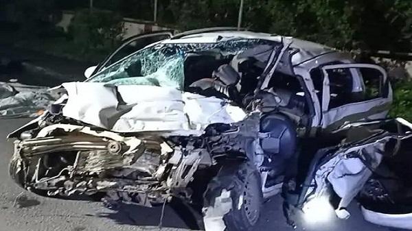Surat road accident: सूरत में भयानक हादसा, दंपति सहित तीन की मौत