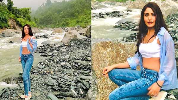 Surbhi chandna photoshoot: नागिन फेम सुरभि चंदना के फोटो की है चर्चा, देखें तस्वीरें