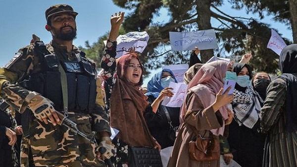 Taliban open fire
