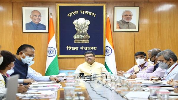 Vardha hindi university: हिंदी विश्वविद्यालय से केंद्रीय शिक्षा मंत्री की बड़ी अपेक्षाएँ