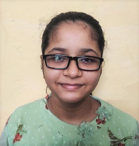 ashtha student
