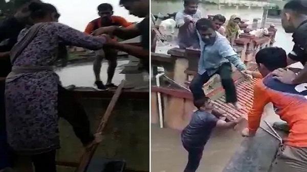 Gujarat cm bhupendra patel: शपथग्रहण से पहले एक्शन में नवनियुक्त सीएम