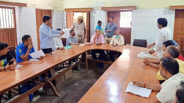 Varansi map salvage camp: प्रधानमंत्री के संसदीय क्षेत्र मे विभिन्न वार्डों मे लगाए जा रहे नियमित शिविर से जन सामान्य हो रहे लाभान्वित