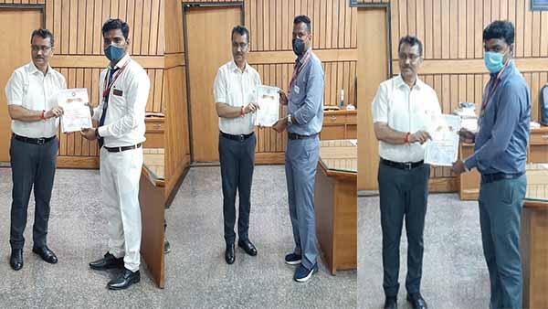 General manager award: रेल संरक्षा में उत्कृष्ट कार्य के लिए अहमदाबाद मंडल के 11 रेल कर्मचारी महाप्रबन्धक पुरस्कार से सम्मानित