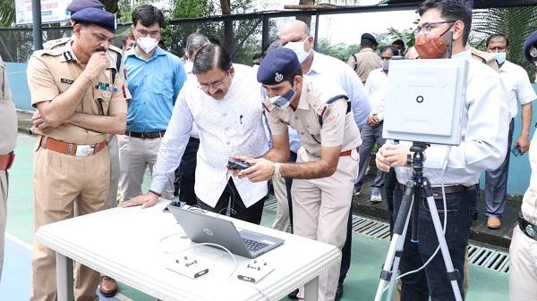 WR drone security: रेल परिसरों की सुरक्षा पर ड्रोन की नजर, आलोक कंसल ने ड्रोन संचालन का लिया जायजा