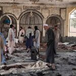 Attack on mosque in Kandahar