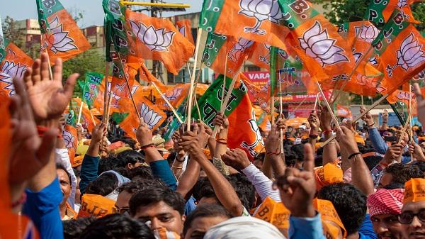 BJP win gandhinagar municipal election: गांधीनगर मनपा में भाजपा की शानदार जीत, मुख्यमंत्री ने दी बधाई
