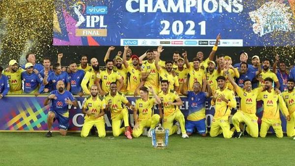 CSK Win ipl 2021: चेन्नई ने चौथी बार जीता आईपीएल का खिताब