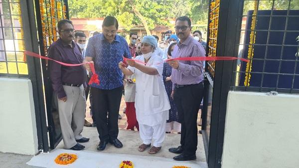 Railway Hospital Sabarmati: पश्चिम रेलवे के महाप्रबंधक आलोक कंसल द्वारा मण्डल रेलवे हॉस्पिटल साबरमती का निरीक्षण