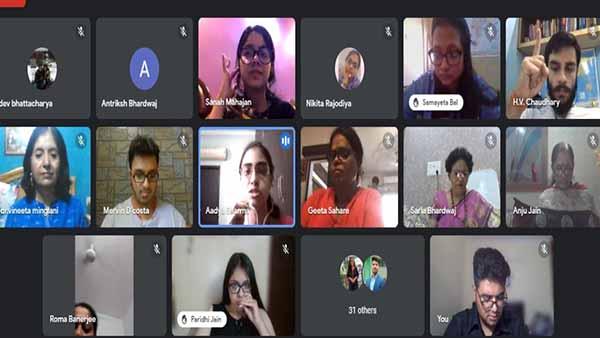 National Youth Parliament: डॉ. भीम राव अम्बेडकर कॉलेज एवं वर्ल्ड यूनिवर्सिटी सर्विस द्वारा आयोजित राष्ट्रीय युवा संसद का समापन